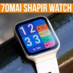 70mai Shapir Watch | Review